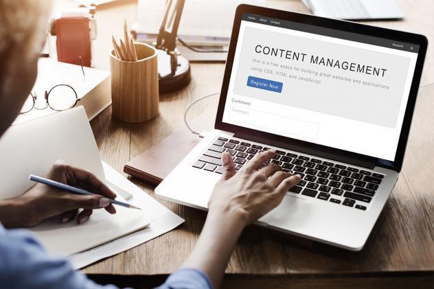 CMS - Content Management
